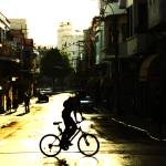 """Bicycle (Streets of Tel Aviv)"" by PhishPhotography"