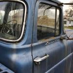 """1960 Ford F100 cab"" by JeffBlackwell"