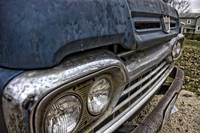 1960 Ford F100 grille