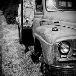 """Old Ford Truck"" by sandybuckley"