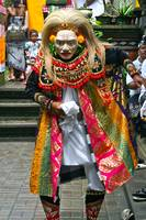 Balinese Temple Dedication, Ramayana Theater