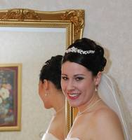 Bride and Reflection