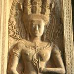 """Apsara, Angkor Wat, Cambodia"" by ReimeiPhotography"