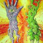 """the hands from beyond"" by BoDillard"
