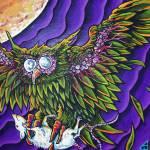 """owl & Rat"" by BoDillard"