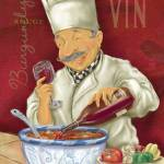 """Wine Chef IV"" by shariwarren"