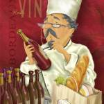 """Wine Chef I"" by shariwarren"