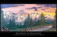Mountains of Washington