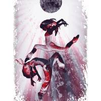 Murder on the Dance Floor Art Prints & Posters by DuKord