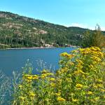 """Lake Pend Oreille, North Idaho"" by SamSherman"