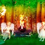 """Princess Diana in Heaven"" by kristie-elizabeth"