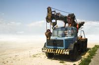 Constructing in the Desert