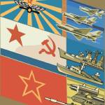 """Soviet Union Communist Communism USSR Russia 14"" by oldies"