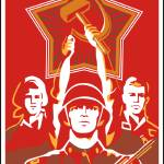 """Soviet Union Communist Communism USSR Russia 6"" by oldies"