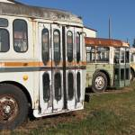 """Old Buses - May They Rest in Peace"" by hawksmom"