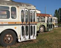 Old Buses - May They Rest in Peace