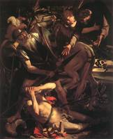 Caravaggio The Conversion Of St Paul