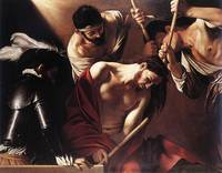 Caravaggio The Crowning With Thorns