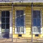 """""""French Quarter House with Ornate Door"""" by thefrenchquartergallery"""