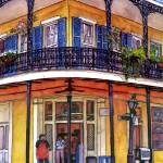 """French Quarter Corner Grocery"" by thefrenchquartergallery"