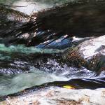 """Abstract Stream"" by perspectives"