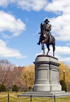 Boston Common Statue