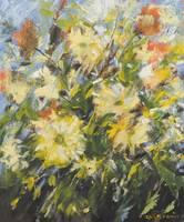 Still Life - Yellow Flowers