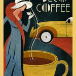"""Deco Coffee"" by BenjaminBay"