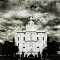 St George Temple Vintage