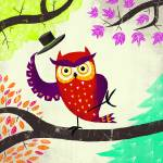 """Mr Owl"" by Migy"