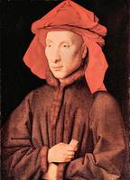 Portrait of Giovanni Arnolfini by Jan Van Eyck