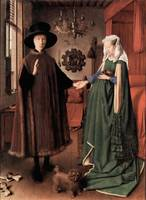 Arnolfini Wedding by Jan Van Eyck