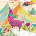"""Aymara the Llama"" by Migy"