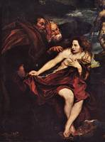 Susanna in a Bath by Anthony van Dyck