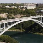 """Niagara Falls Rainbow Bridge"" by cferrin"