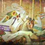 """Horses, horses, horses"" by klmaponte"