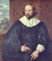 Portrait of Quintijn Simons by Anthony van Dyck