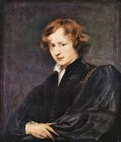 A Self Portrait by Anthony van Dyck