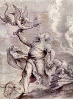 The Sacrifice of Abraham by Peter Paul Rubens