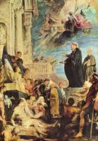The Miracle of St. Francis Xavier by Rubens