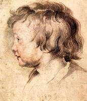 Son Albert by Peter Paul Rubens
