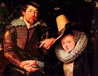 Self-Portrait of Rubens and His Wife, Isabella