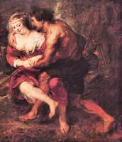Schafer Scene by Peter Paul Rubens