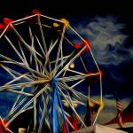 """Ferris Wheel"" by CDBDesign"