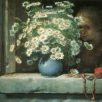 """""""Millet Bouquet Of Daisies"""" by oldies"""