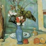 """Cezanne Blue Vase"" by oldies"