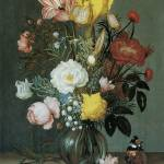 """Bosschaert the Elder Boquet of Flowers in a vase"" by oldies"