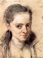Portrait of Susanna Fourment by Peter Paul Rubens