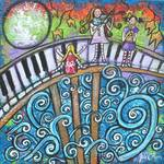 """""""In The Magical Land Of Music"""" by juliryan"""