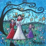 """The Trio II"" by juliryan"